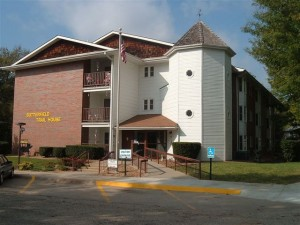 Butterfield Trail Housing Complex